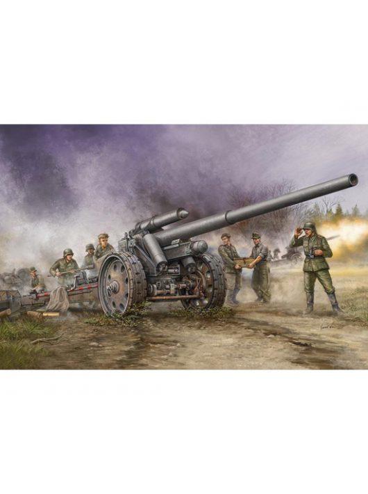 Trumpeter - German S.10Cm K.18 Cannon