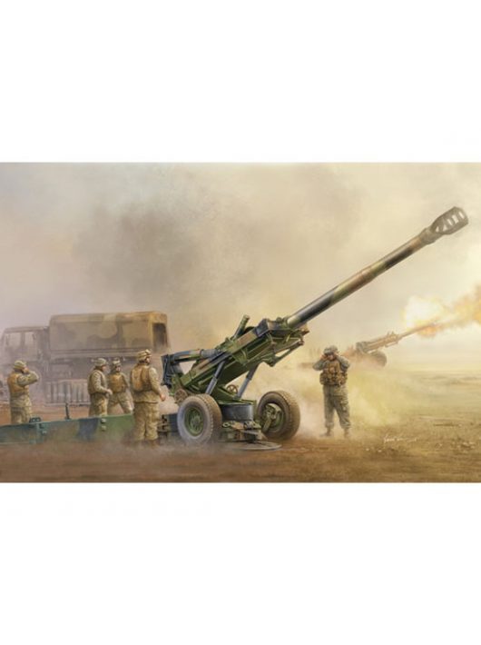 Trumpeter - M198 Medium Towed Howitzer Late