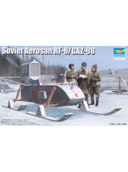 Trumpeter - Soviet Aerosan Rf-8