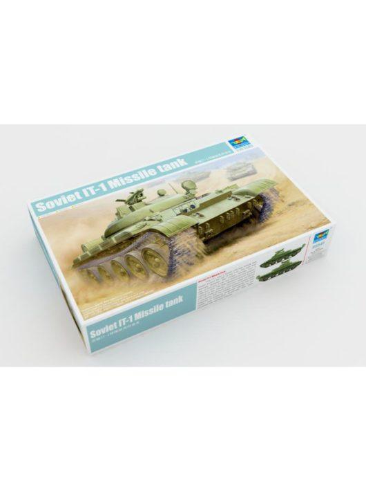 Trumpeter - Soviet It-1 Missile Tank