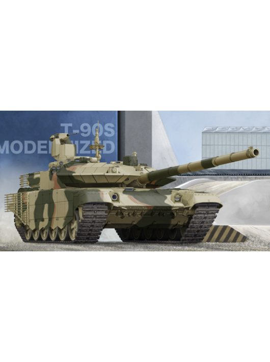 Trumpeter - Russian T-90S Modernise