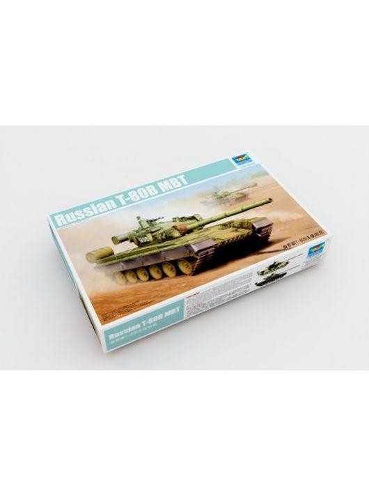 Trumpeter - Russian T-8Ob Mbt