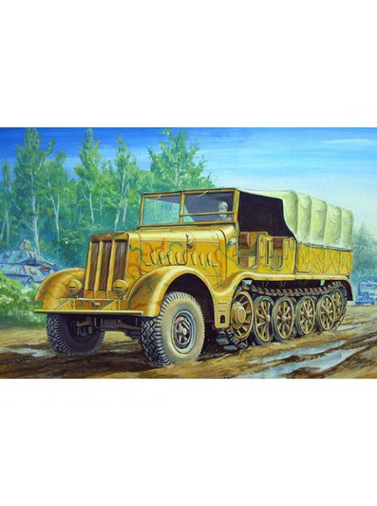 Trumpeter - Sd.Kfz. 9 Famo 18 t Zugkraftwagen