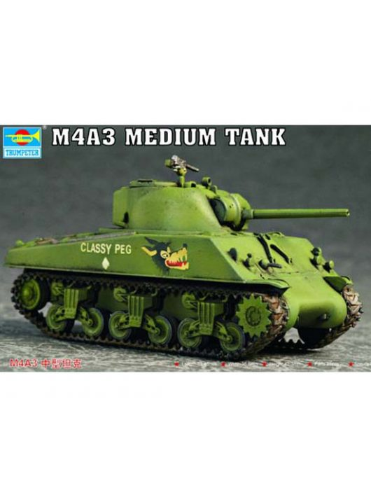 Trumpeter - M4A3 Tank