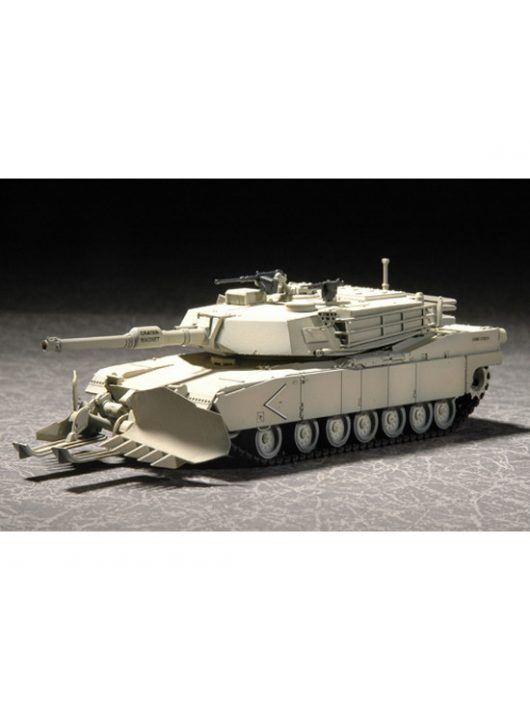 Trumpeter - M1A1 With Mine Clearing Blade System