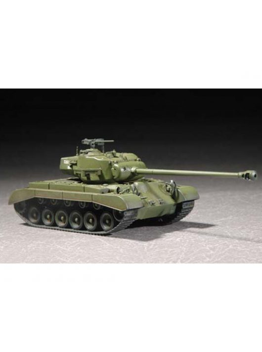 Trumpeter - Us T26E4 Heavy Tank