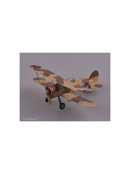Trumpeter Easy Model - Gladiator Mk.I94 Sqn,Iraq Conversion Flight,RAF GO-D(L761