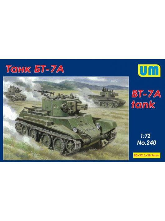 Unimodell - Bt-7 Tank