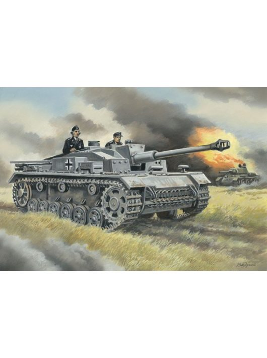 Unimodels - Sturmgeschutz 40 Ausf F/8
