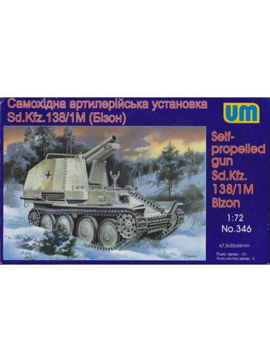 Unimodell - Sd.Kfz138/1M Bizon
